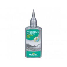 Минеральное тормозное масло Motorex HYDRAULIC FLUID 75 100ml