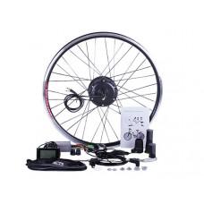 Велонабор колесо заднее 26 с дисплеем 500W