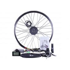 Велонабор колесо переднее 29 с дисплеем 500W