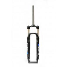 Вилка 27.5 SR Suntour SF18-XCE-DS черная