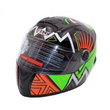Шлем IBK (M) c/б с очками