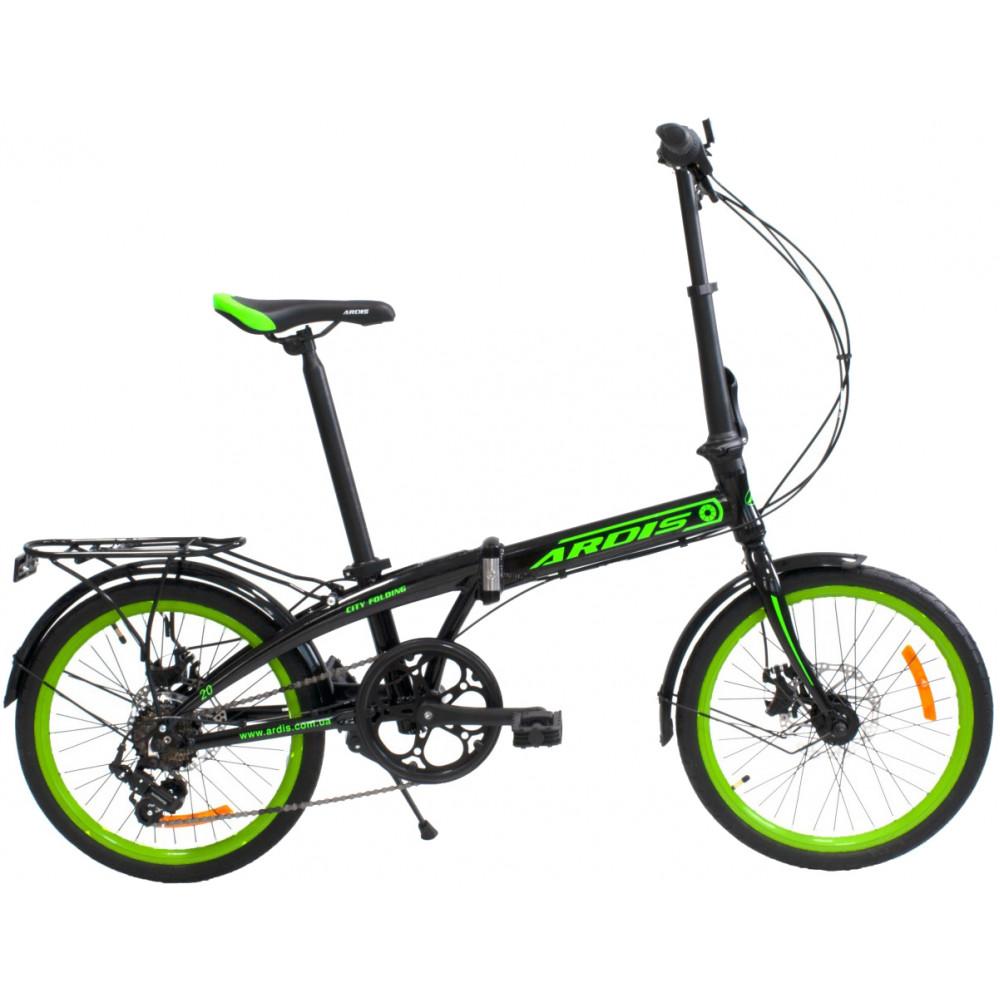 """Велосипед Ardis City folding 20"""" 19"""" 2021"""