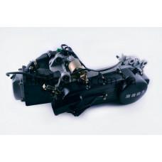 Двигатель 4T GY6 150cc (157QMJ) (13 колесо, короткий вал
