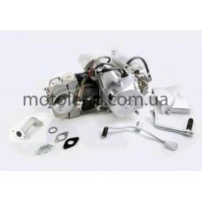Двигатель Delta, Alpha 70cc (МКПП 139FMB)
