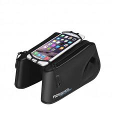 """Сумка під смартфон 4""""-6.7"""" Roswheel Cross 121453"""