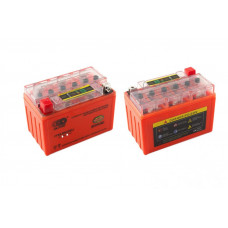 АКБ 12V 4Ah (кубик) c индикатором