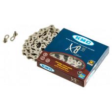 Цепь X8 EPT 8 Speed Chain Silver