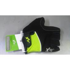 Велоперчатки ХGL-511 салатовые