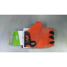 Велоперчатки Детские XGL-118 оранжевые