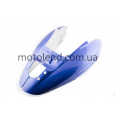 Пластик Zongshen RACE 2/4 задняя боковая пара (синий) KOMATCU