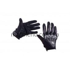 Перчатки AXE RACING (size:L, черные) (mod:3)