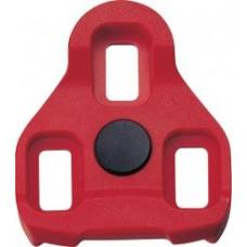 Шипы ARC10 для педалей Шоссе, EPS/LOOK-стандарт, плавающие (7 град.), красные