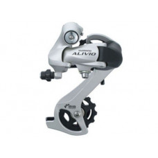 Переключатель задний Alivio RD-M410 7/8 скоростей SIS с болтом