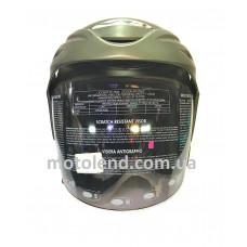 Шлем VR-1 с козырьком (XS, M)