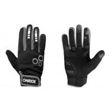 Перчатки вело ONRIDE Pleasure 20 Grey